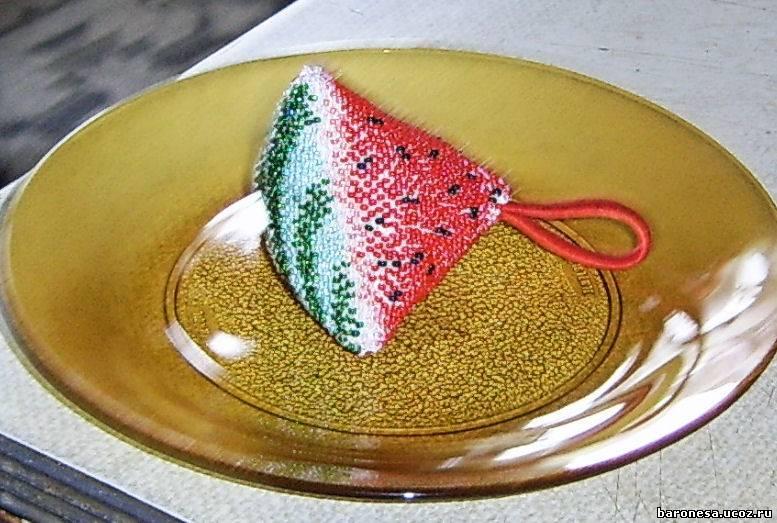 Бисероплетение - уроки по плетению из бисера для начинающих.