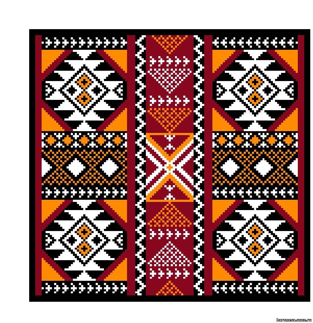Подушки - Схемы вышивки крестом / ВЫШИВАЙ. com - Вышивка 22